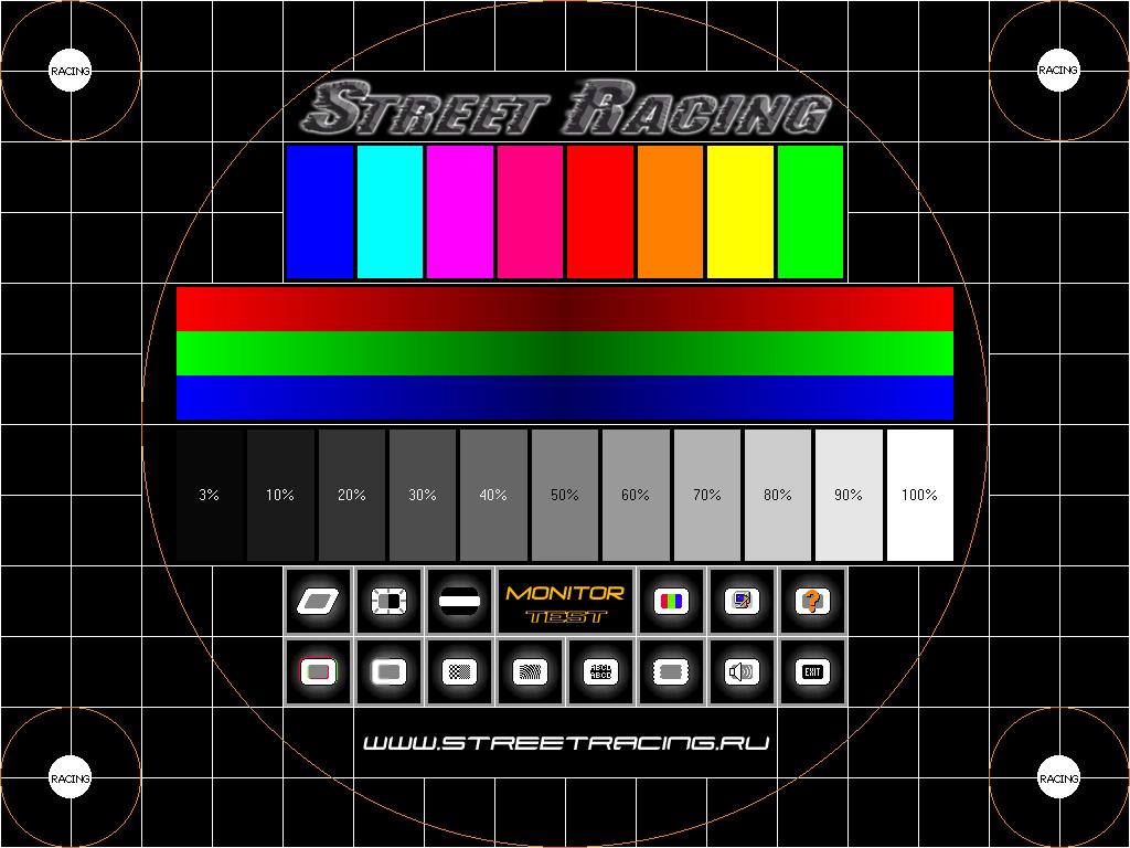 Тест монитора на битые пиксели 3
