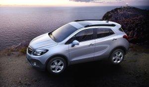 Opel выводит на российский рынок новейший компакт-кроссовер Мокка