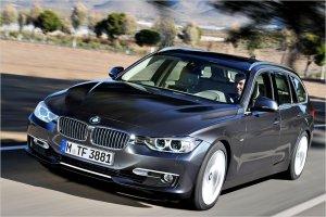 BMW универсал 3-й серии появится в России уже летом