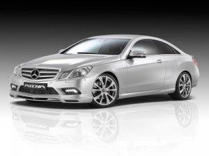 Тюнинг Mercdes-Benz E-Class от Piecha Design