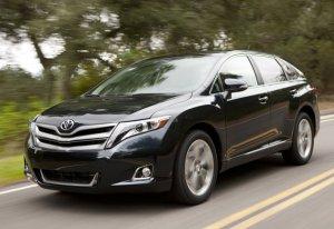 Обновленный кроссовер Toyota Venza возрастет в цене