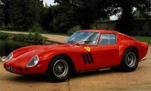 Ferrari 250 GTO стал самым дорогим проданным автомобилем