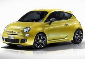 Новый Fiat 500 модели 2013 года