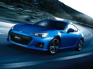 Subaru BRZ. Настоящий спорткар.