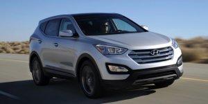 Двойной дебют от Hyundai – кроссоверы Santa Fe.