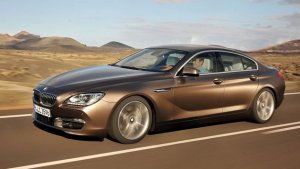 Новый BMW 6 Series Gran Coupe 2013 года