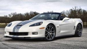 Новый спортивный Chevrolet Corvette 2013 модельного года