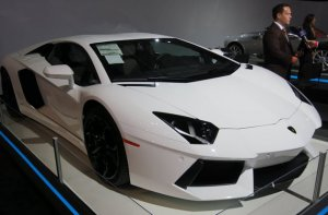 Обновлённый Lamborghini Gallardo 2013 года