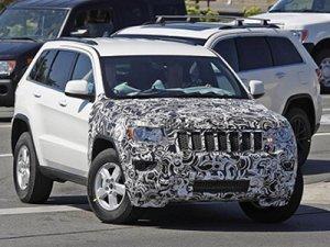 Jeep приступил к обновлению Grand Cherokee