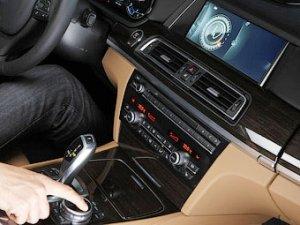 BMW работает над новой развлекательной системой