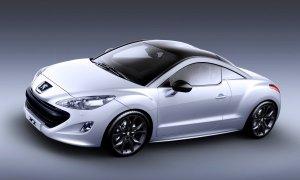 Peugeot показал отдельную версию авто модели Special Edition RCZ Onyx
