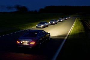 Рекомендации по вождению автомобиля в ночное время.