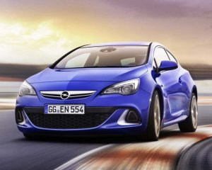 Опель объявил о приеме заказов на модернизированную линию Astra/2012