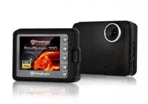 Компактный видеорегистратор Prestigio RoadRunner 300.