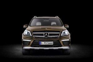 В России начались продажи Mercedes-Benz GL