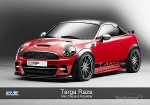 В RevoZport улучшают купе Mini