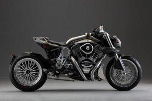Мотоцикл Cr&s Duu
