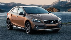 Volvo представил универсал Cross Country