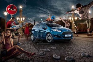 Ford подробно сообщил о обновленной «Фиесте»