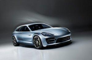 Porsche Panamera Sport Turismo скорее всего пойдет в серийное производство