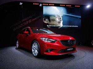 Прошла мировая презентация универсала Mazda6