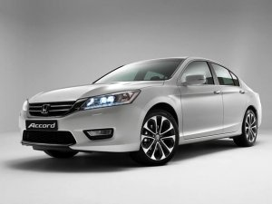 Официальная информация о Honda Accord для России