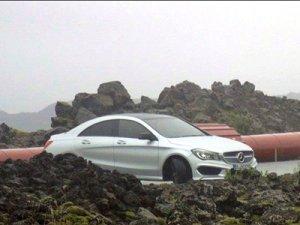 Mercedes-Benz CLA будет презентован в Детройте