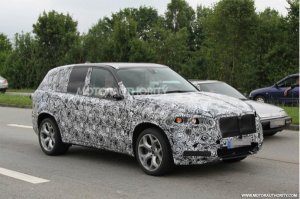 "BMW X5 M попал в объективы ""фотошпионов"""