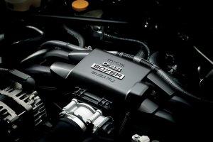 Тестирование автомобиля Toyota GT86