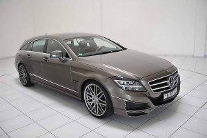 Ателье Brabus анонсировало пакет доработок Mercedes-Benz CLS Shooting Brake