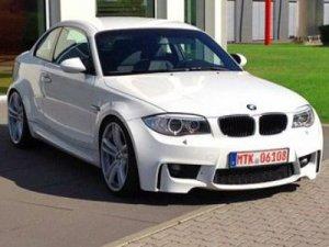 """Немцы оснастили BMW """"первой серии"""" агрегатом V10"""