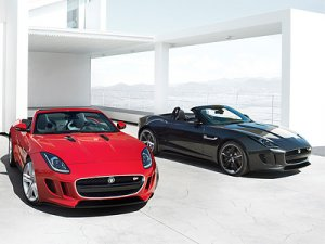 Jaguar F-type V8 S – один из желанных автомобилей в мире