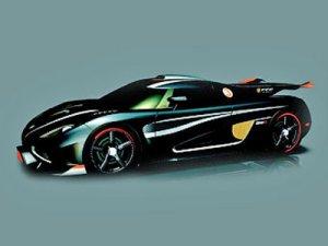 Компания Koenigsegg разработает 1400-сильный вариант гиперкара Agera