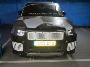 Range Rover Sport грядут большие перемены