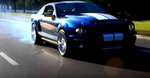 Mustang Race (Video 2011)