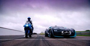 Citroen Survolt vs Agni Z2 (Electric Car vs Bike)