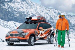 BMW привезет в Лос-Анджелес горнолыжный и экологический концепты.