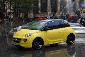 Opel Adam обзаведется и заряженной версией