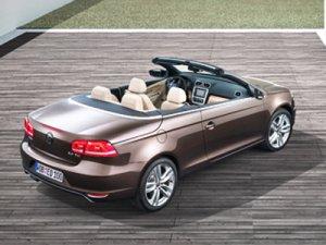 Volkswagen прекратит выпуск кабриолет Eos