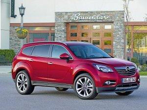 Новый Opel Antara 2013