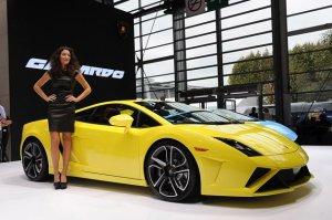 Lamborghini создает преемника Gallardo и некий юбилейный авто.