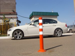 Парковочные ограждения