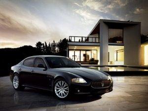 Ferrari займется изготовлением движков для нового Maserati Quattroporte