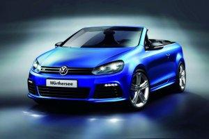 Официально представлен кабриолет VW Golf R