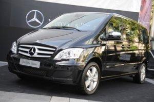 Mercedes Vito: экономичность и комфорт