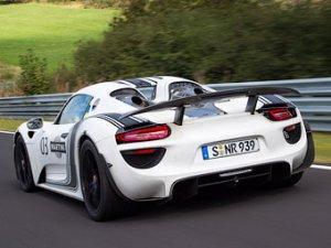 Супергибрид Porsche получит спорт-пакет Weissach
