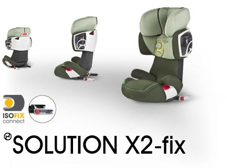 2 3 solution x2 fix cybex street racing. Black Bedroom Furniture Sets. Home Design Ideas