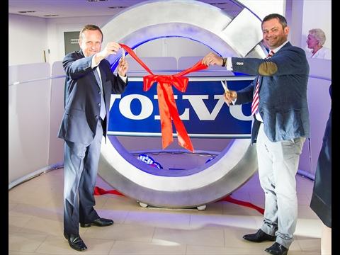 CarPark :: Слово дилеру :: В Липецке открылся первый дилерский центр Volvo