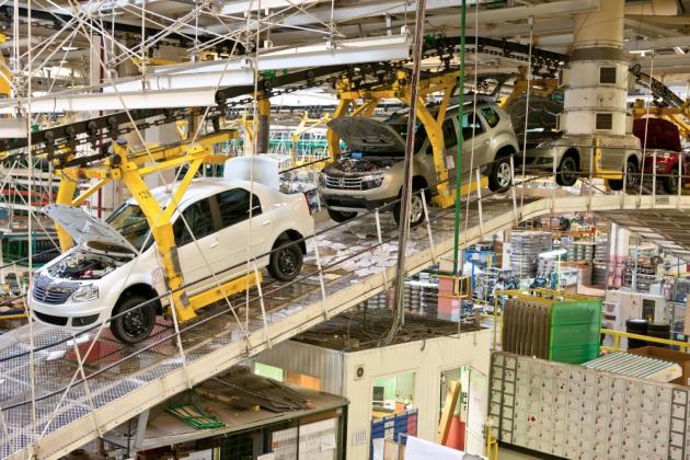 АВАНТА Renault на Таганке - Продажа автомобилей