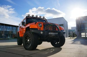 Jeep Wrangler от Geiger Cars
